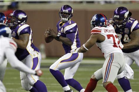 vikings  giants breaking  minnesotas game plan