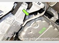 BMW E90 Automatic Transmission Fluid Replacement E91