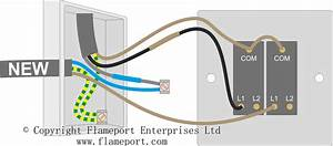 2 Gang 2 Way Light Switch Wiring Diagram Uk