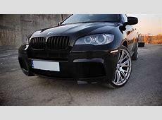 BMW X6 on 22 inch wheels YouTube