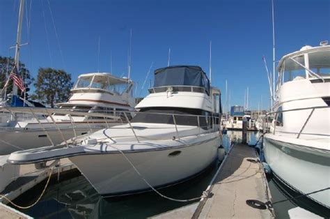 Secured Boat Loan Calculator by 1995 39 Carver 390 Cockpit Motoryacht Sold In Point Ca