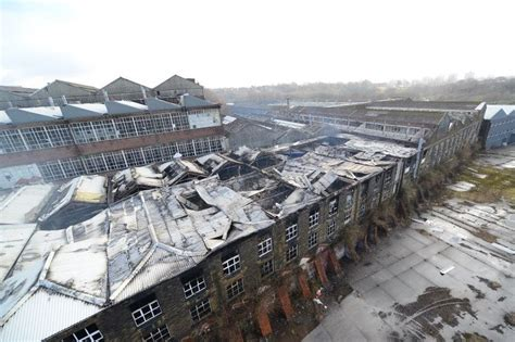 turner brothers asbestos site  rochdale continues