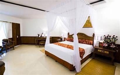 Hotel Interior Bedroom Wallpapers Backgrounds Furniture Desktop