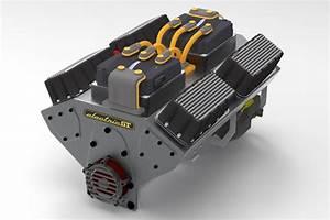 Electric Gt Built An Ev Crate Motor To Convert Classic
