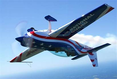 Airplane Stunt Plane Staudacher Air Backgrounds Down