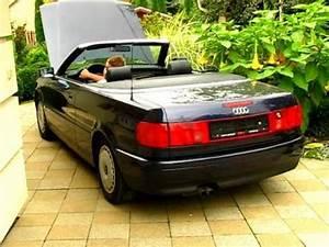 Audi 80 Cabrio Bolero : audi 80 b4 cabriolet v6 2 8 e youtube ~ Jslefanu.com Haus und Dekorationen