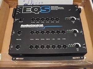 For Sale Audiocontrol Eqs