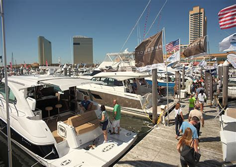 Boat Show Golden Nugget by The Atlantic City In Water Boat Show