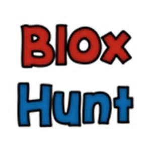 Roblox Blox Hunt Logo