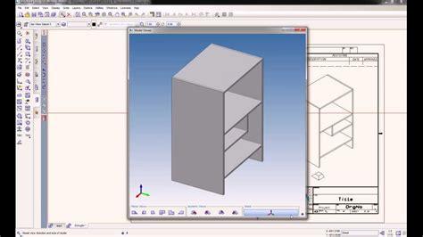 3d Möbel Kostenlos by Kostenlose 2d 3d Cad Software F 252 R Handwerker Medusa4