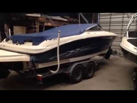 Used Boat Trailers For Sale In Sc by 2004 Sea 240 Select Used Boat On Trailer For Sale Lake