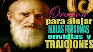 Oracion A San Benito Para Alejar Personas Envidiosas