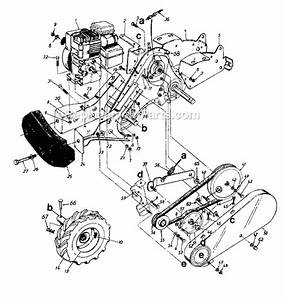 Yard Machines 216-430-000 Parts List And Diagram