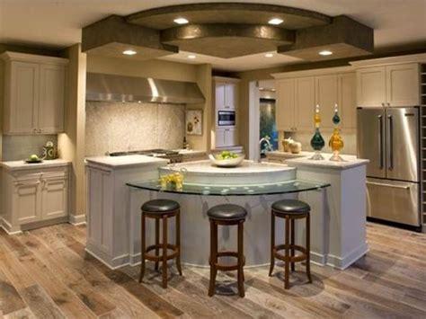 beautiful lighting  illuminate luxury modern kitchens