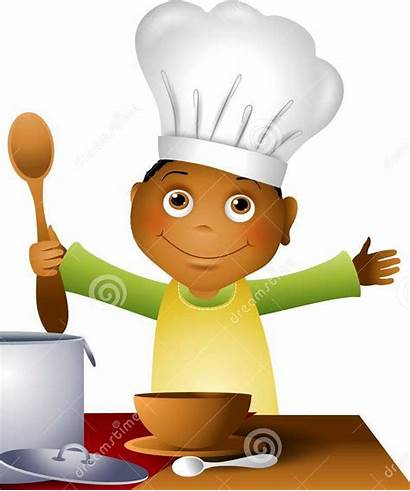 Chef Clipart Baking Pastry Cook Junior Kid
