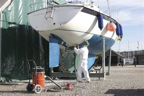 How To Repair Osmosis On A Boat by Osmosis The Professional Treatment Practical Boat Owner