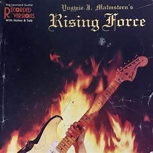 Yngwie Malmsteen Rising Force Tab Music Book | Reverb