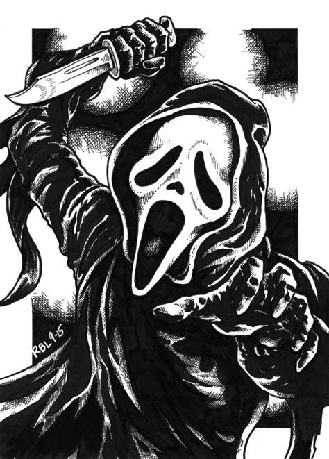 Welcome To The CREEPSHOW — pixelated-nightmares: Ghostface