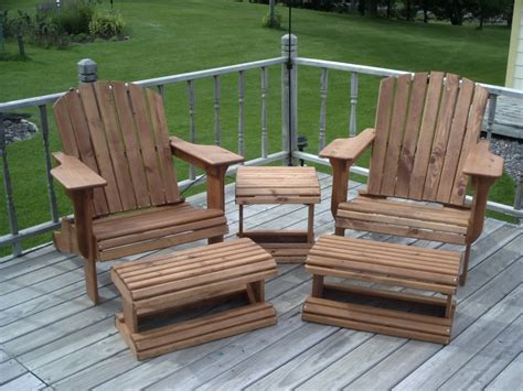 adirondack chair ottoman woodworking plans full size cutting layout