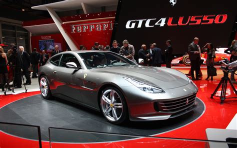 Gtc4lusso T Modification by Say Goodbye To The Ff And Hello To The Gtc4lusso