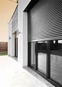 La Maison Du Volet : les volets roulants en aluminium une touche de confort suppl mentaire construire tendance ~ Melissatoandfro.com Idées de Décoration