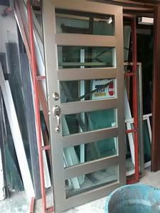 Puertas Aluminio( Cotizamos En Preguntas) $ 150 00 en Mercado Libre