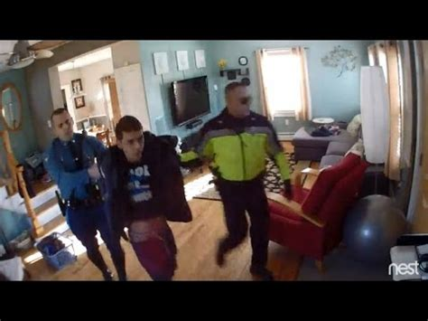 Homeowner Catches Robbers Breaking Into Home On Live Video