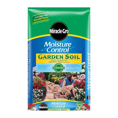 shop miracle gro 1 5 cu ft flower and vegetable garden