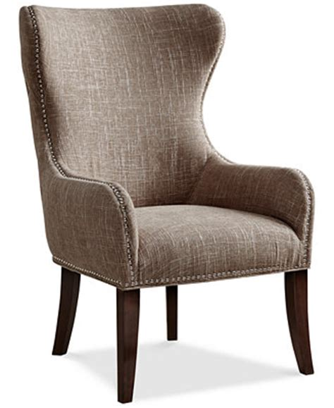 hancock button tufted accent chair ship furniture