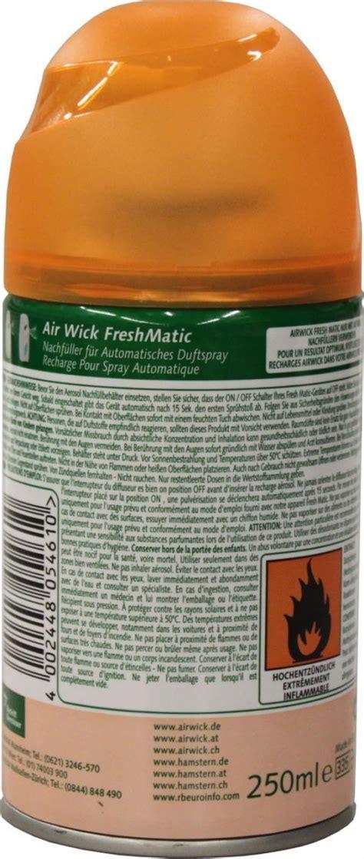 Duft Fürs Bad by Airwick Fresh Matic Anti Tabak Nachf 252 Llpack 250ml Drogerie