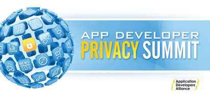 application developers alliance privacy summit   los