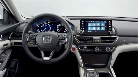 2018 Honda Accord  Interior (us Spec) Youtube