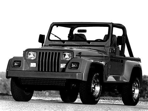 Jeep Wrangler Specs & Photos