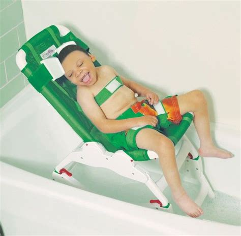 otter bath chair small otter bathing system