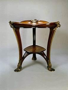 Art Nouveau Mobilier : 22 best mobilier art nouveau images on pinterest art ~ Melissatoandfro.com Idées de Décoration