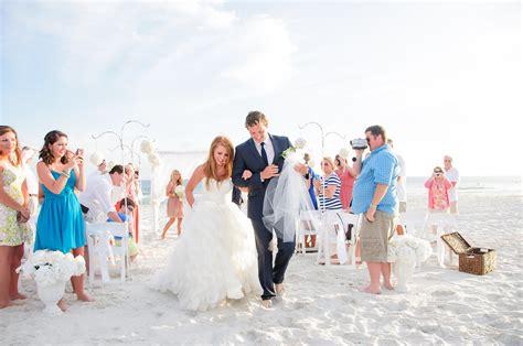 Real Panama City Beach Weddings
