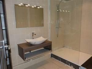 Comment Faire Une Douche à L Italienne : comment faire douche italienne sans receveur ~ Melissatoandfro.com Idées de Décoration