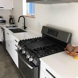 Minimalist, Kitchen, Tour