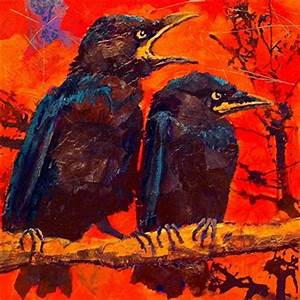 CAROL NELSON FINE ART BLOG: Colorful Contemporary Bird Art ...