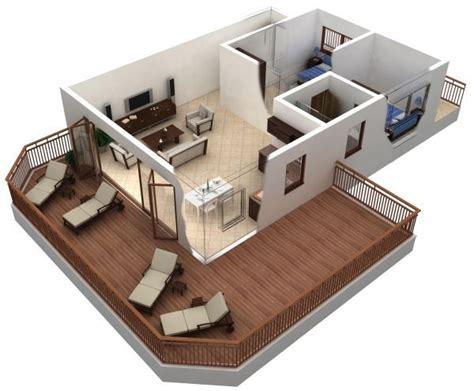 3d Möbel Planer by 2 Bedroom Wrap Third Floor Apartment Las Canas