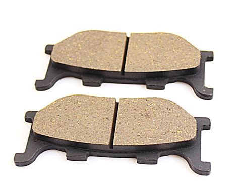 Motorcycle Brake Pads For Yamaha Xv 750 Xv750 Virago 1994