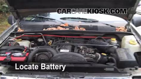 battery replacement   jeep grand cherokee