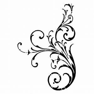 14 Elegant Swirl Designs Images - Elegant Swirl Designs ...