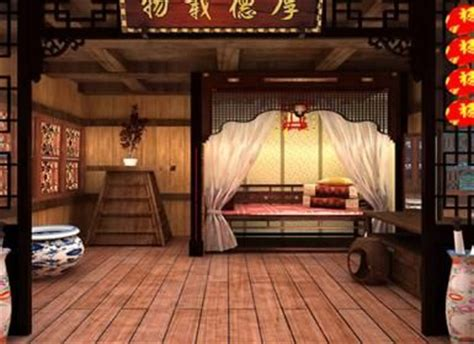 Chinese Bedroom  The Lotus Palace  Pinterest  The O