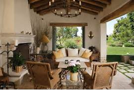 Beautiful Colonial Style Interior Spanish Colonial Style Patio