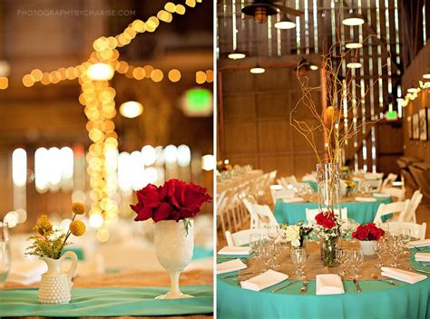 113 best wedding decoration blue and red tiffany images on