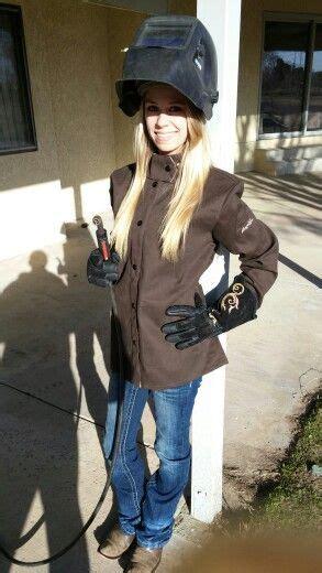 loving   angel fire welding gloves  jacket