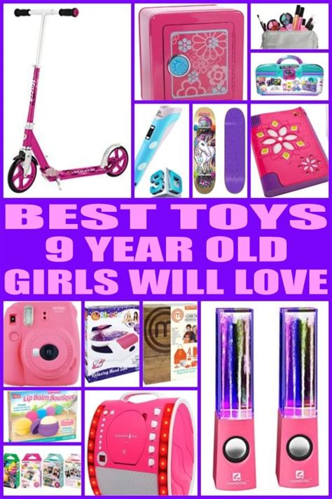 what to buy your 9 year old girl for christmas 9 year ideas