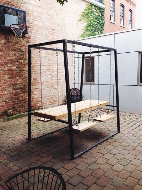 Swing Table by Swingset Table Objects Of Desire
