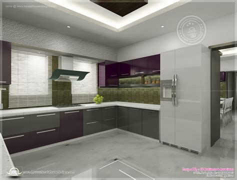 home interior kitchen designs kitchen interior views by ss architects cochin home